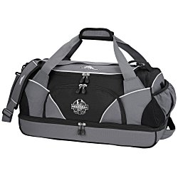 View a larger, more detailed picture of the High Sierra 24 Crunk Cross Sport Duffel - 24 hr