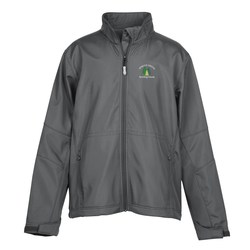 View a larger, more detailed picture of the Cavell Soft Shell Jacket - Men s
