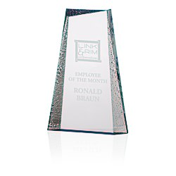 View a larger, more detailed picture of the Monument Acrylic Award - 9