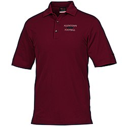 View a larger, more detailed picture of the Nike Performance Tech Sport Polo - Men s