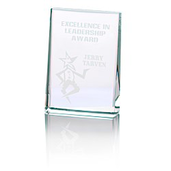 View a larger, more detailed picture of the Distinction Crystal Award - 5