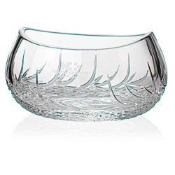 View a larger, more detailed picture of the Saratoga Lead Crystal Bowl
