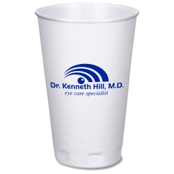 View a larger, more detailed picture of the Trophy Hot Cold Cups - 16 oz