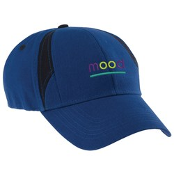 View a larger, more detailed picture of the Modern Edge Cap - Embroidered