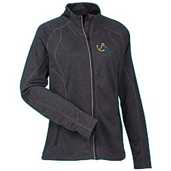 View a larger, more detailed picture of the Gravity Performance Fleece Jacket - Ladies