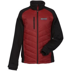 View a larger, more detailed picture of the Epic Insulated Hybrid Jacket - Men s