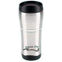 View a larger, more detailed picture of the Cutter & Buck Travel Tumbler - 16 oz