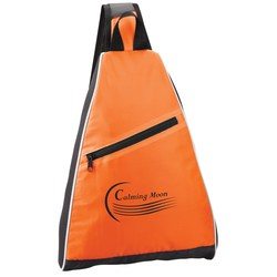 View a larger, more detailed picture of the Bold Color Slingpack - Closeout