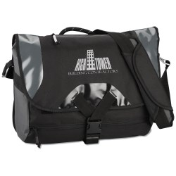View a larger, more detailed picture of the Vertex Xtreme Messenger Bag - Closeout