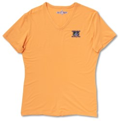 View a larger, more detailed picture of the Blue Generation Bamboo Rayon T-Shirt - Ladies - Closeout