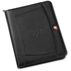 View a larger, more detailed picture of the Wenger iPad Journal - Debossed