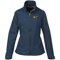 View a larger, more detailed picture of the Eddie Bauer Soft Shell Jacket - Ladies