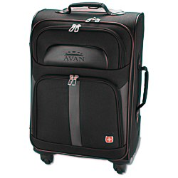 View a larger, more detailed picture of the Wenger 19 4-Wheeled Spinner Carry-On