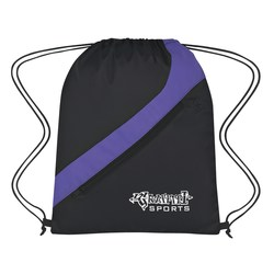 View a larger, more detailed picture of the Ignite Drawstring Sportpack - Closeout