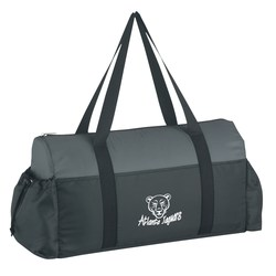 View a larger, more detailed picture of the Dual Drawcord Duffel - Closeout