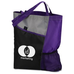 View a larger, more detailed picture of the Helium Color Tote - Closeout