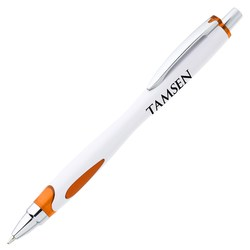View a larger, more detailed picture of the Tahoe Pen - White - 24 hr