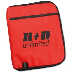 View a larger, more detailed picture of the Non-Woven Tablet Case - Closeout
