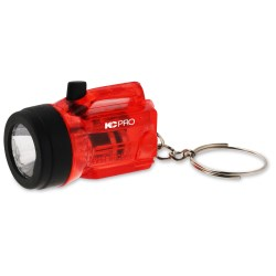 View a larger, more detailed picture of the Mini Lantern with Key Ring - Closeout