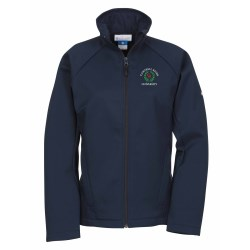 View a larger, more detailed picture of the Columbia Valencia Peak Softshell Jacket - Ladies