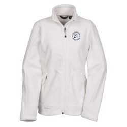 View a larger, more detailed picture of the Eddie Bauer Wind Barrier Fleece Jacket - Ladies