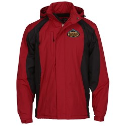 View a larger, more detailed picture of the Element Insulated Waterproof Jacket - Men s