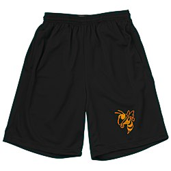 View a larger, more detailed picture of the Performance Tough Mesh Pocket Shorts