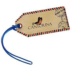 View a larger, more detailed picture of the Par Avion Luggage Tag