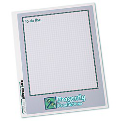 View a larger, more detailed picture of the Removable Memo Board Sticker - To Do - Executive
