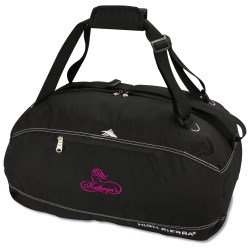 View a larger, more detailed picture of the High Sierra 24 Pack-N-Go Duffel Set