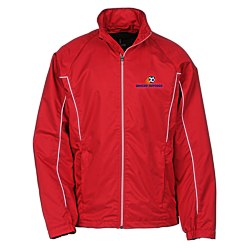 View a larger, more detailed picture of the Elgon Track Jacket - Men s