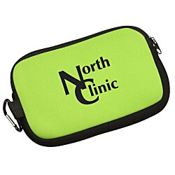 View a larger, more detailed picture of the Neoprene Travel Pouch