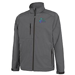 View a larger, more detailed picture of the Axis Soft Shell Jacket - Men s