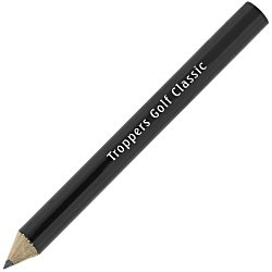 View a larger, more detailed picture of the Round Golf Pencil