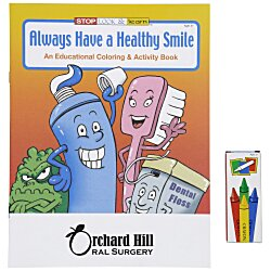 View a larger, more detailed picture of the Fun Pack - Always Have a Healthy Smile