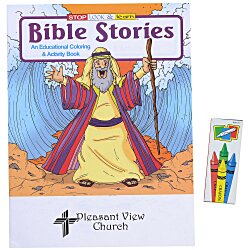 View a larger, more detailed picture of the Fun Pack - Bible Stories