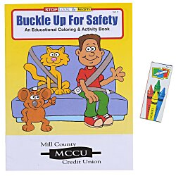 View a larger, more detailed picture of the Fun Pack - Buckle Up For Safety