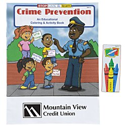 View a larger, more detailed picture of the Fun Pack - Crime Prevention