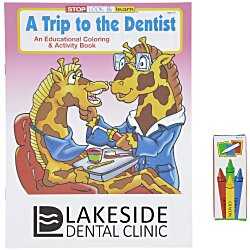 View a larger, more detailed picture of the Fun Pack - A Trip to the Dentist