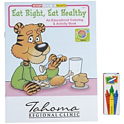 View a larger, more detailed picture of the Fun Pack - Eat Right Eat Healthy