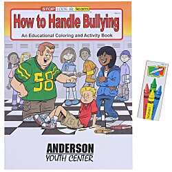 View a larger, more detailed picture of the Fun Pack - How to Handle Bullying