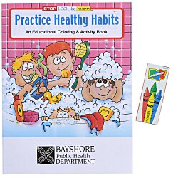 View a larger, more detailed picture of the Fun Pack - Practice Healthy Habits