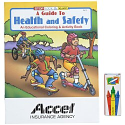 View a larger, more detailed picture of the Fun Pack - A Guide To Health & Safety