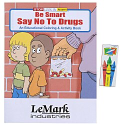 View a larger, more detailed picture of the Fun Pack - Be Smart Say No To Drugs