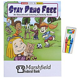 View a larger, more detailed picture of the Fun Pack - Stay Drug Free