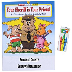 View a larger, more detailed picture of the Fun Pack - Your Sheriff is Your Friend