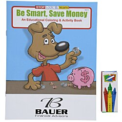 View a larger, more detailed picture of the Fun Pack - Be Smart Save Money