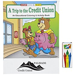 View a larger, more detailed picture of the Fun Pack - A Trip to the Credit Union