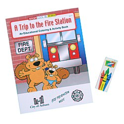 View a larger, more detailed picture of the Fun Pack - A Trip to the Fire Station