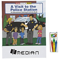 View a larger, more detailed picture of the Fun Pack - A Visit to the Police Station